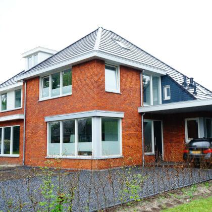woningbouw dubbele woning heeswijk-dinther