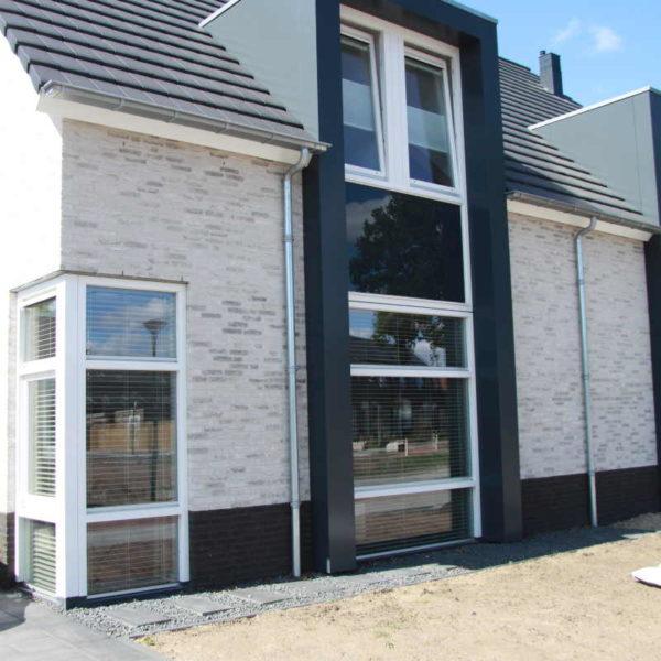 Nieuwbouw dubbele woning Rodenburg